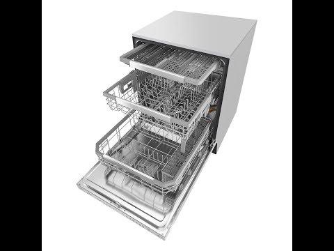 LG Dishwasher Model# LDP6796ST first look!