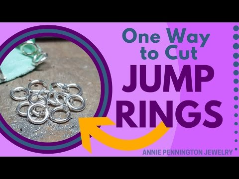 How do I cut jump rings? Let me show you...