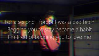 Jessie Reyez-Shutter Island (Lyrics)