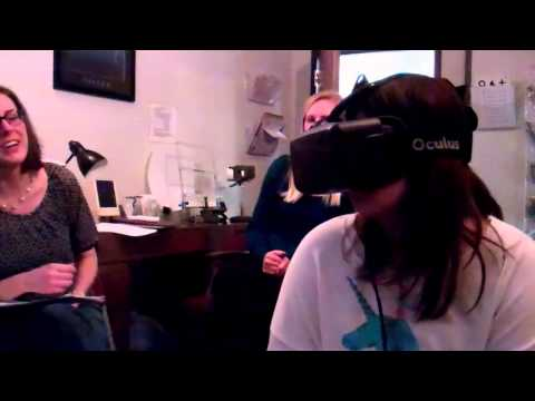 Treating Amblyopia with 3-D Virtual Reality | Wow Vision Therapy