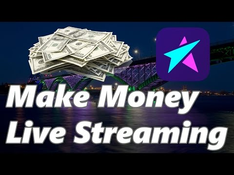 How to Make Money Live Streaming while Doing anything