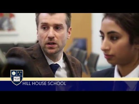 HILL HOUSE SCHOOL