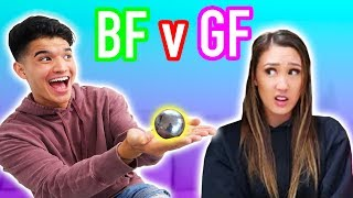 Broke My Girlfriends JAPANESE FOIL BALL!