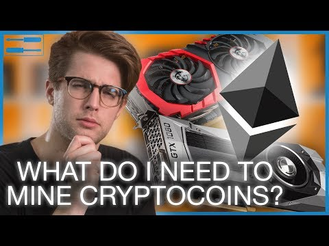 Cryptocurrency Mining Hardware Guide - Ethereum + Siacoin