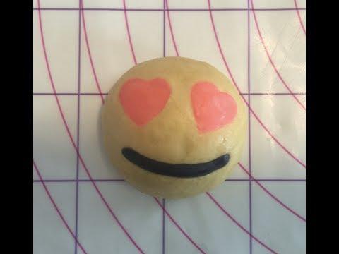 Emoji, Heart Eyes, Play Dough CP Soap Sculpted Soap Dough