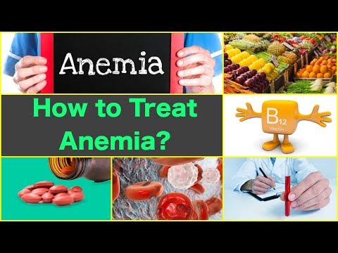 How to Treat Anemia Iron Rich Foods How To Treat Low Iron Anemia With Iron Rich Foods?