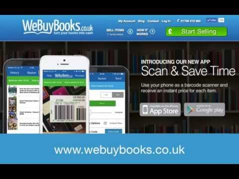 How To Sell Your Books On WeBuyBooks.co.uk