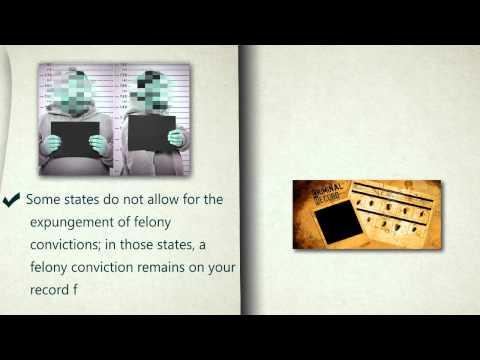 How Long Does a Felony Stay on my Record? Felony Records Explained