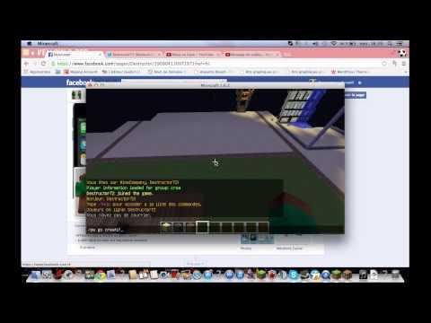 Comparatif entre Minecraft sur PC ( Mac ) / ipad , Iphone