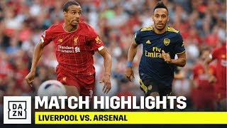 HIGHLIGHTS | Liverpool vs. Arsenal