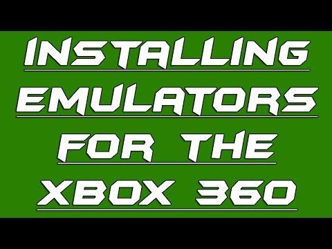 TUTORIAL - Installing Emulators (RGH Xbox 360)