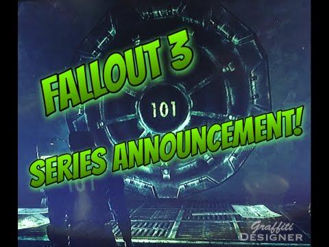 Fallout 3 Series Announcement Trailer!