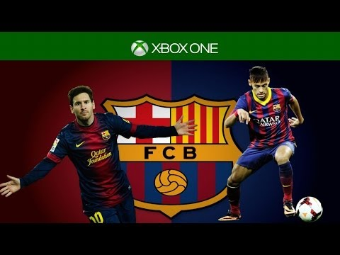 FIFA 14 Xbox One - Barcelona Career Mode Ep. 1