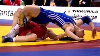 53Kg Bronze 1 - Women Wrestling -  European Championships 2014