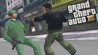Grand Theft Auto III (PS2 Classic) [PS4] Free-Roam Gameplay #4