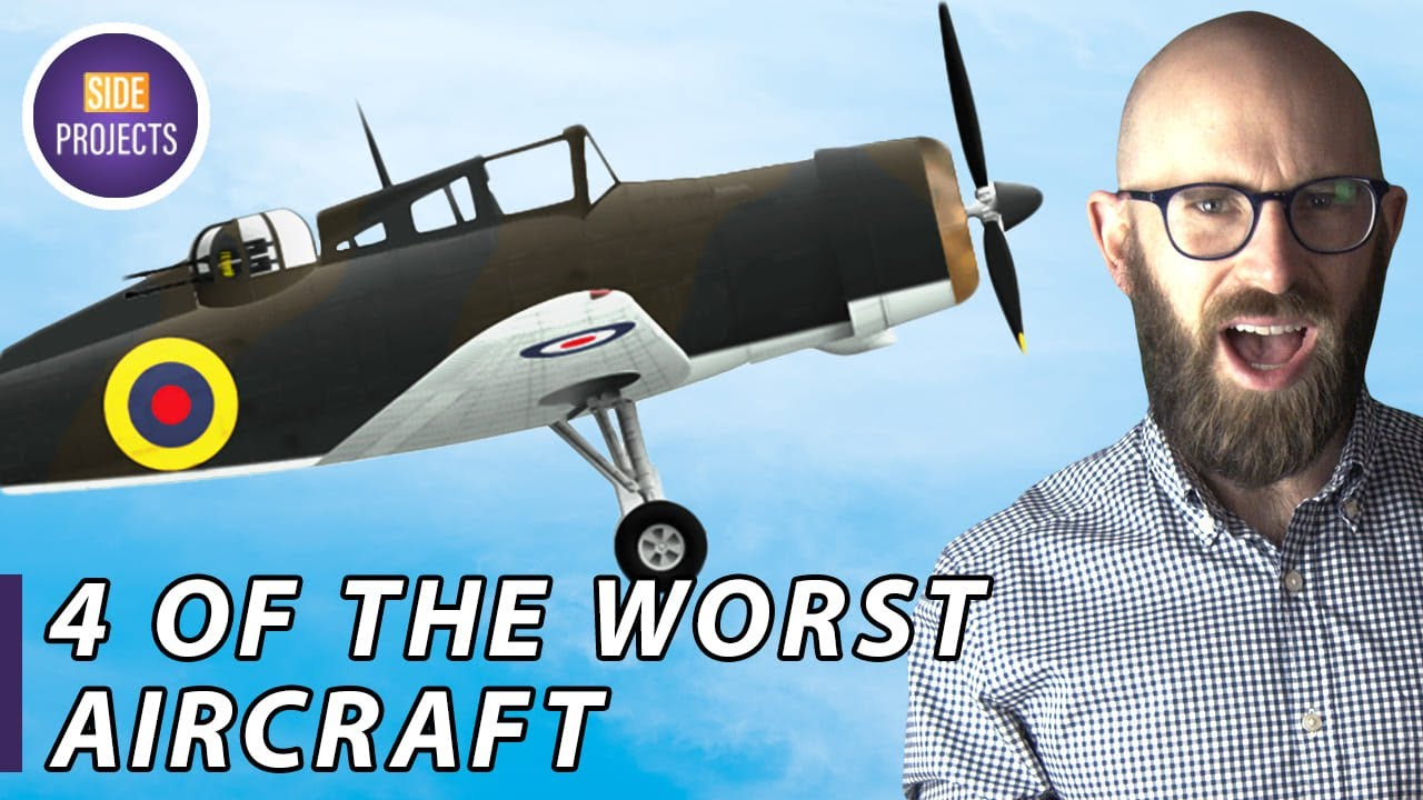4 of the Worst Aircraft of All Time