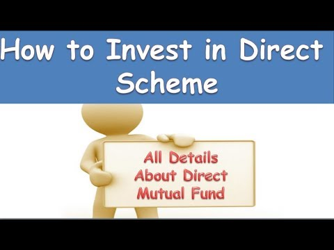 How To Purchase Direct Scheme of Mutual Fund