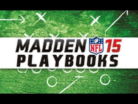 BEST OFFENSIVE PLAYBOOK MUT 15 (XBOX ON MADDEN 15)
