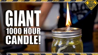 5 Long Lasting Candles You Can Make At Home