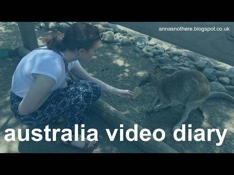 Call Me From Australia VIDEO DIARY I anna