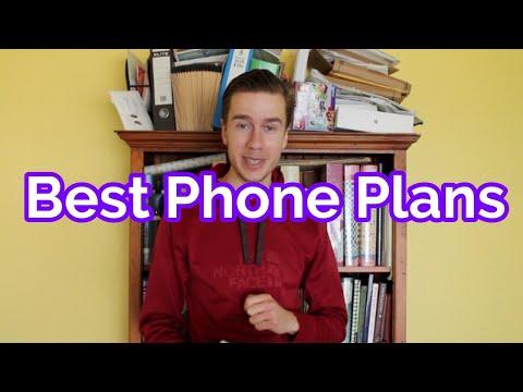 Best Phone Plans in Australia