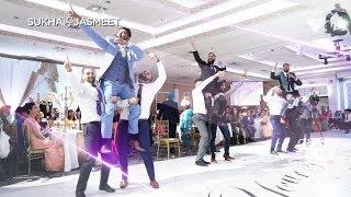 Sukha & Jasmeet   YourFavJodi - Reception Performance
