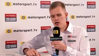 2018 Autosport International Show - Interview Ott Tänak