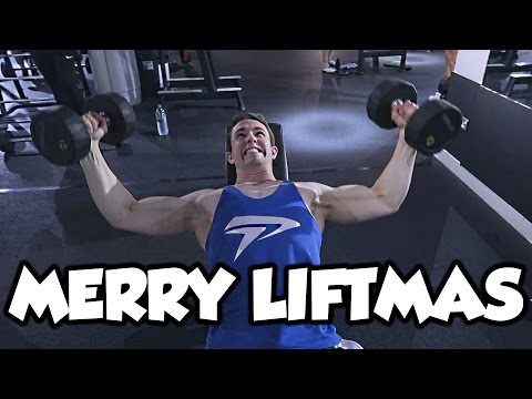 12 Days Of Liftmas: Day 4: Gym Chest Workout
