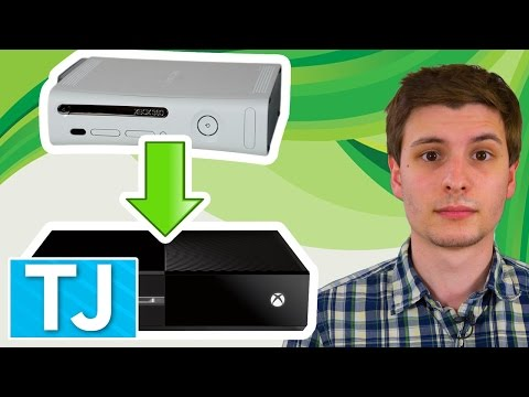 Upgrade Your Xbox 360 to Xbox One for Free