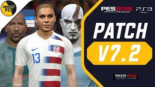 PES 2018 PS3 MEGA-Patch Winter19 Update V 0 2 - PakVim net