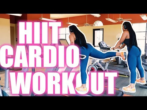 #FITFRIDAY My Current Go To HIIT Workout On Treadmill to BURN FAT 🔥🔥 (TRY THIS TOMORROW!)