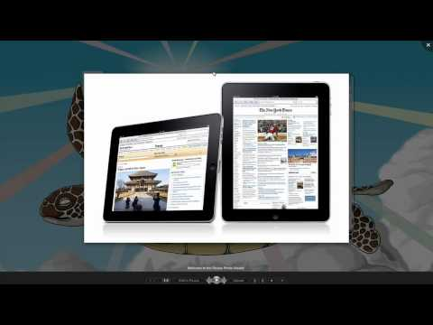 How to Save Images from Safari with the iPad, iPhone, and iPod touch