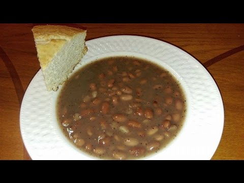 Pinto Beans - Old Fashioned - The Hillbilly Kitchen
