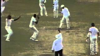 Curtly Ambrose 8/45 vs England 4th test 1990