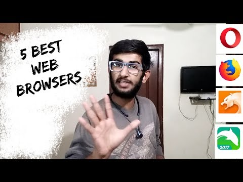 Best 5 Android Web Browsers - Alternatives For UC Browser  - UC Browser Ban From Google Play Srore