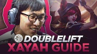 Download TSM Doublelift Xayah Guide Video