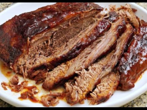 Flavorful Barbecue Brisket Slow Cooker