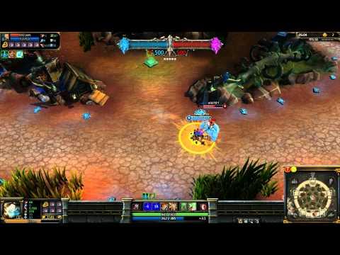 League of Legends Riot Tristana Skin Spotlight