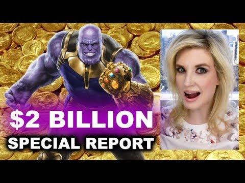 Avengers Infinity War Crosses $2 BILLION Today!