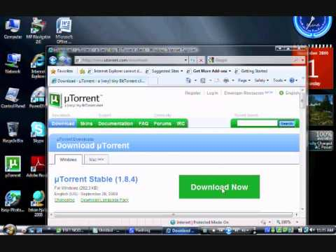 How to Work with uTorrent