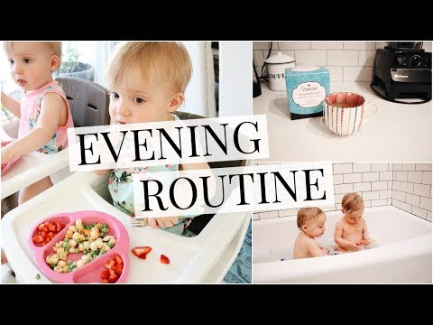 Evening Routine with Twins | Kendra Atkins