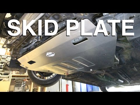 How to Install a Skid Plate (EASY)