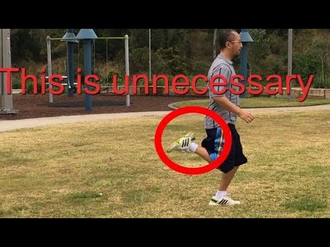 Getting Knee Pain from Running? Do NOT do this!