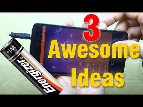 3 awesome ideas for smartphone