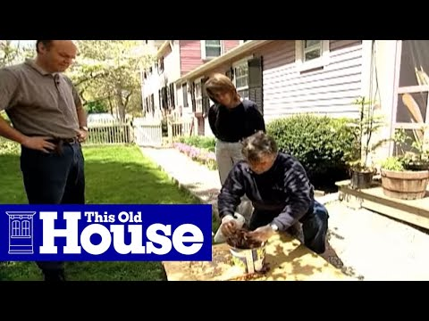 How to Fill Gaps In a Wide-Plank Wood Floor - This Old House