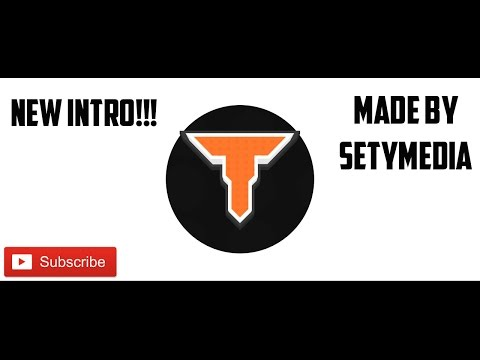 My New Intro! | Made by SetyMedia