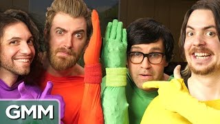 What's Up My Sleeve? ft. Game Grumps (GAME) #2