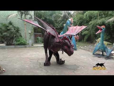 KDC-03 Realistic Dragon Costume