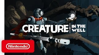 Creature in the Well - Gameplay Trailer - Nintendo Switch