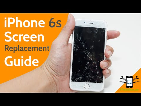 Apple iPhone 6s screen replacement - Best repair guide on internet